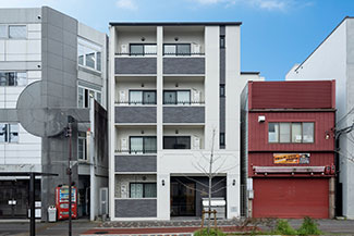 THE GARNET SUITE RESIDENCE 京大前NORTH