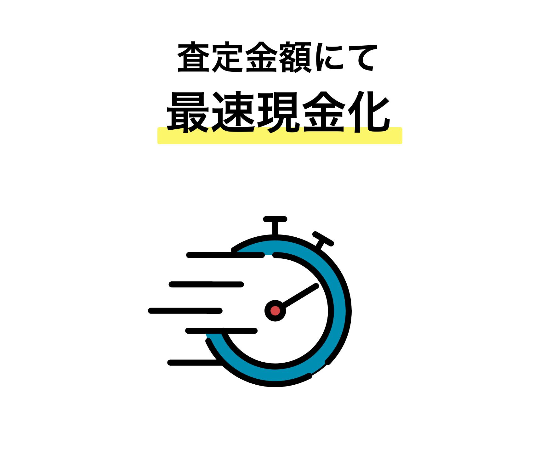 SELL+(セルプラス)のおすすめポイント「最速!」